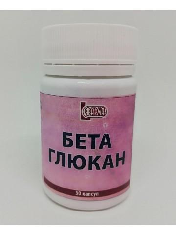 Бета-глюкан, капсулы №30...