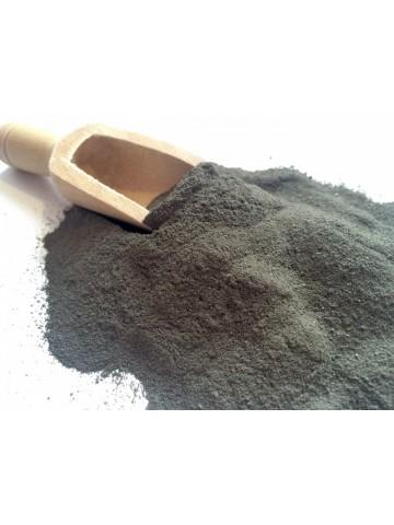 Черная глина косметическая...