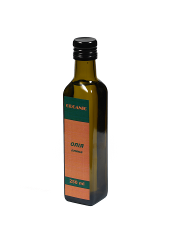 Натуральна олія з насіння...