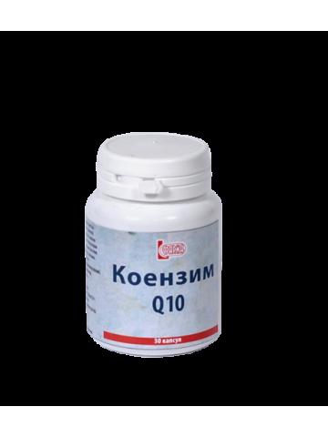 Коензим Q10 + Альфа-ліпоєва...