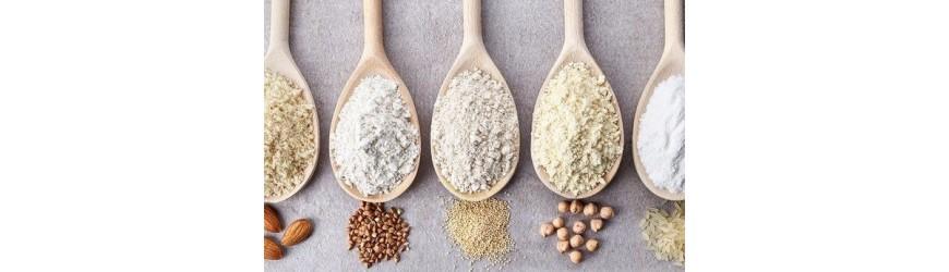 Мука с орехов и семян